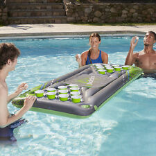 New Beer Pool Pong™  Table Pools Lakes Outdoor Indoor Beach Pacific Pro Quality