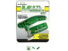 1 Multi Wrench Kit - Cleat Ripper plus 2 Prong Insert tool Justspikes