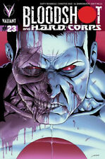 BLOODSHOT AND HARD CORPS  #23B   NEW PRE ORDER  (11/6/2014)