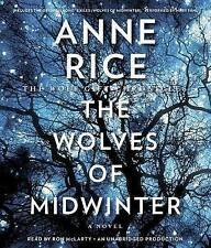 USED (GD) The Wolves of Midwinter: The Wolf Gift Chronicles by Anne Rice