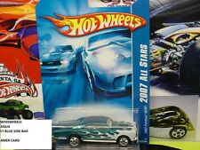 HOT WHEELS 2007 #137 -180-1 1967 PONTIAC GTO AQUA AMER