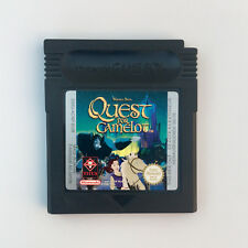 Quest For Camelot - Nintendo Game Boy Color / GBA SP Advance (100% Genuine)
