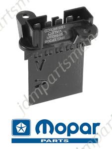 2002-2007 Jeep Liberty TJ Wrangler MOPAR Heater Blower Motor Resistor 5139719AA