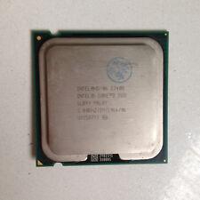 Intel Core 2 Duo E7400 2.8 GHz 3MB 1066MHz Dual-Core LGA 775 Socket T Processor