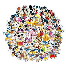 Disney Stickers Set of 50 Mickey Mouse and Friends Lunch Box Party Bags Books