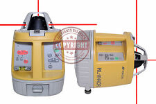 TOPCON RL-VH4DR GC SELF-LEVELING ROTARY LASER LEVEL PAKCAGE,SPECTRA,HILTI