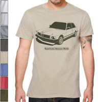 BMW 3 E21 Soft Cotton T-Shirt Multi Colors S-3XL