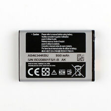 Mobile Phone Battery AB463446BU For Samsung C3300K X208 B189 B309 F299 F258 S139