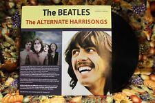 BEATLES Alternate Harrisongs 33 1/3 rpm VINYL Record LP Album ISRAEL Import NICE