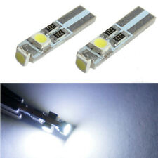 HIGH QUALITY 10X BRIGHT 58 70 73 74 DASHBOARD GAUGE T5-1210-3 SMD LED WEDGE BULB