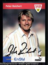 Peter reichert vfb stuttgart 2005-06 top AK +a50420