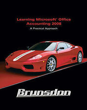Learning: Microsoft Office Accounting 2008 by