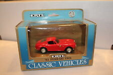 ERTL #2853 Ferrari '61 SWB short wheel base 250 GT red diecast model 1:43 scale