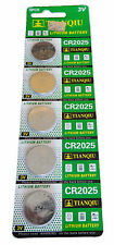 New 10x CR2025 BR2025 KCR2025 5003LC LM2025 3V Lithium Button Cell Watch Battery