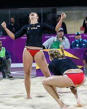 Kerri Walsh Jennings & Misty May-Treanor USA 2012 Olympics 8x10 Photo #7