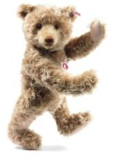 """STEIFF """"SINCLAIR TEDDY BEAR"""" EAN 036262 DARK BLOND MOHAIR BEAR WITH BROWN EYES"""