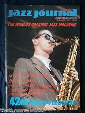 JAZZ JOURNAL INTERNATIONAL - DEC 1989 - SCOTT HAMILTON
