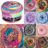 James C Brett Northern Lights DK Acrylic Yarn Knitting Crochet Craft 150g Ball