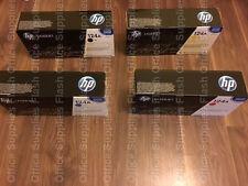 Genuine HP 124A Q6000A Q6001A Q6002A Q6003A Cartridges VAT INCLUDED SAMEDAY_POST