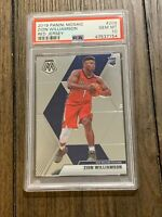 2019 Panini Mosaic Zion Williamson #209 Red Jersey PSA 10 Gem Mint