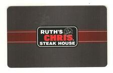$50.00 Ruth's Chris Steak House Physical Gift Card!