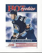 2011-12 Score #564 Erik Gudbranson RC Rookie Panhers SP!