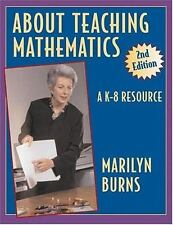 About Teaching Mathematics: A K-