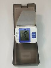 Omron Automatic Wrist Blood Pressure Heart Rate Monitor 6021REL Storage Case