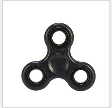 Stress Relief Hand Spinner and Spinning Fidget-Black