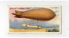 (Ja3849-100)  Wills,Aviation,Modern British Army Dirigible Baby,1910 #13