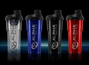 Alpha Bottle V2 750ml Anti-Bacterial Protein Shaker