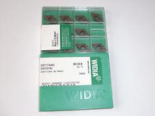 NEU 10 Widia DCMT11T304MU TN8025 für VA Wendeplatten mit Rechnung DCMT11T304-MU
