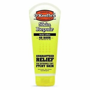 O'Keeffe's 8544101 Skin Repair Body Lotion 190ml Tube Extreamly Dry Itchy Skin