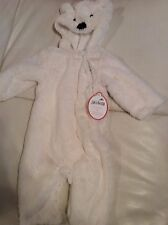 Pottery Barn Kids Baby Polar Bear Halloween Costume 6-12 Months NWT! Fast Ship