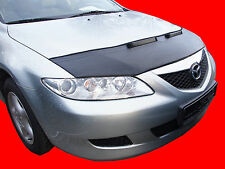 CUSTOM CAR HOOD BRA Mazda 6 Atenza 2002-2008 NOSE FRONT END MASK