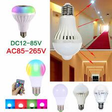 Rechargeable Intelligent Light Bulbs Energy Saving Emergency Lamp Induction Bulb