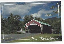 JACKSON COVERED BRIDGE   POSTCARD NEW HAMPSHIRE  NEW  NH 301