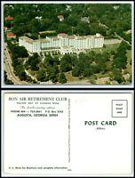 GEORGIA Postcard - Augusta, Bon Air Retirement Club G41