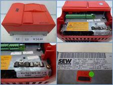 SEW 31B015-503-4-00 Movitrac 8260842 Ausgang I=4,0A AC (400V), P=2,8kVA