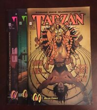 Tarzan: Love, Lies and the Lost City #1-3  complete series (Malibu Comics, 1992)
