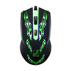 Multicolor 1600 DPI USB Mouse Wired Optical Gaming Mouse Mice Office PC Laptop