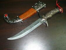 Decorative Ottoman Turkish  dagger knife,big size 15 inch