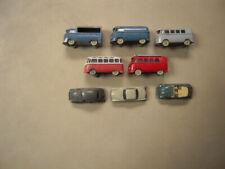 Vintage Wiking (60'S) Mini Plastic Toys X 8