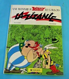 Ancien Album une Aventure Astérix 1988 la Zizanie