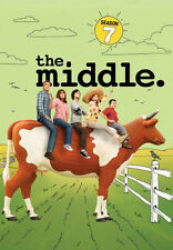 THE MIDDLE: COMPLETE SEVENTH SEASON 7 - DVD - Region Free - SEALED