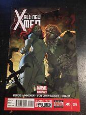 All-new X-men#9 Incredible Condition 9.4(2013) Immonen Art!!