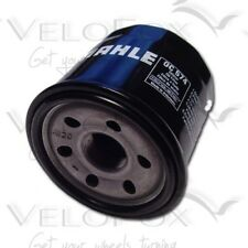 Mahle Oil Filter fits Suzuki LT-F 400 FS KingQuad 4X4 2008-2014