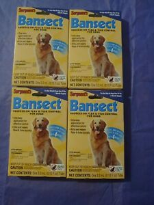 Sergeant's Bansect Squeeze-on Flea & Tick Control For Dogs over 33 lbs B5