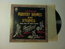 One Hour of Nursery Rhymes and Stories - Uncle Mac The Story Teller p12-80 rare