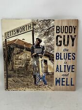 The Blues Is Alive And Well, Buddy Guy, Vinyl